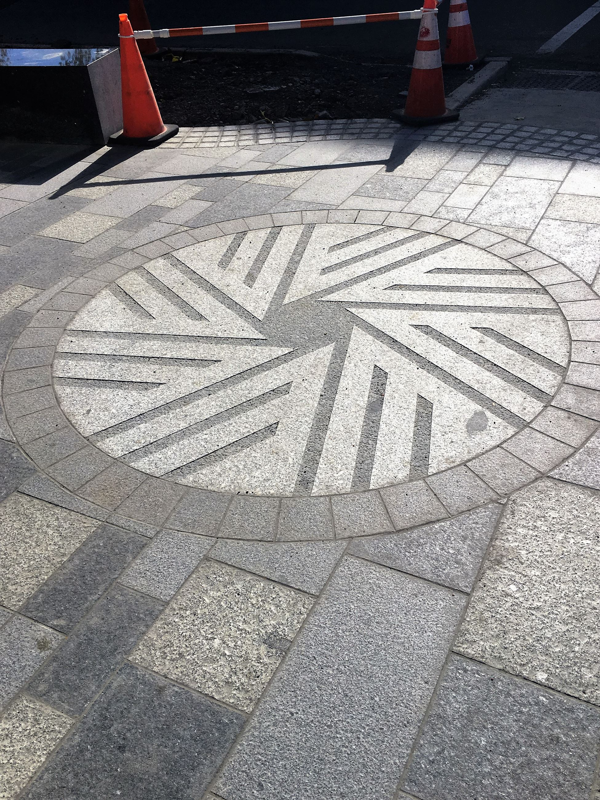 Design in the Sidewalk